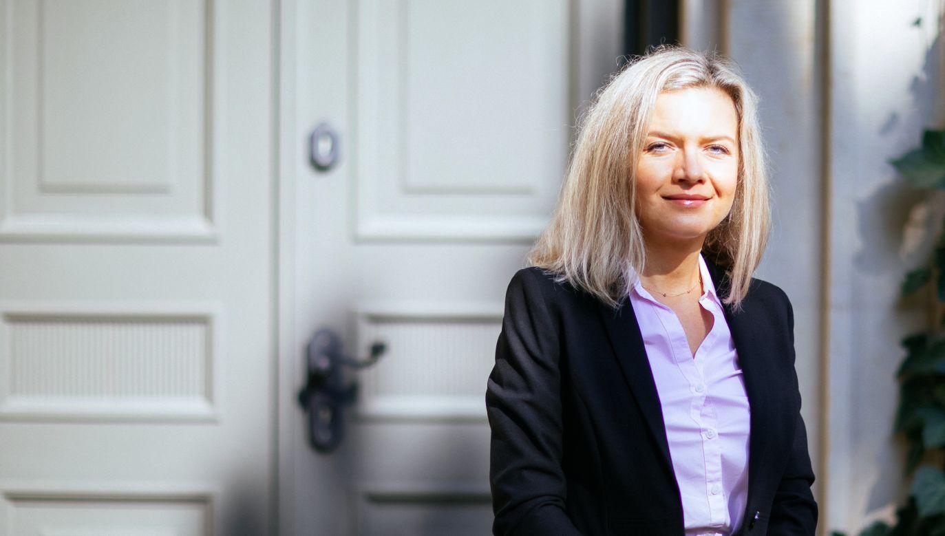 Małgorzata Wassermann (fot. PAP/Albert Zawada)