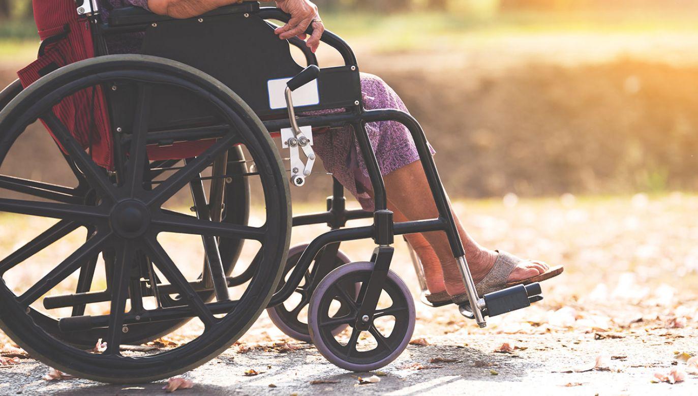 Na tratwie z osobami niepełnosprawnymi był opiekun (fot. Shutterstock/structuresxx)