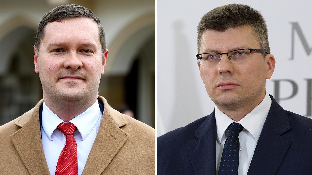 Zmiany na starcie wyborów w Rzeszowie (fot. PAP/Darek Delmanowicz, Mateusz Marek)