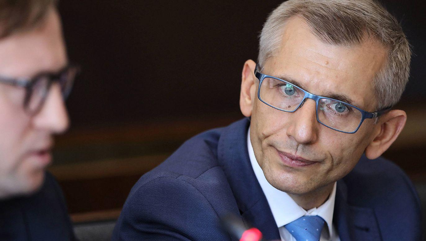 Kadencja Kwiatkowskiego jako szefa NIK upływa z końcem sierpnia (fot. arch. PAP/Leszek Szymański)