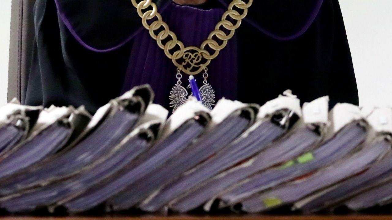 Sąd wymierzył oskarżonemu karę 2 lat pozbawienia wolności (fot. arch. PAP)