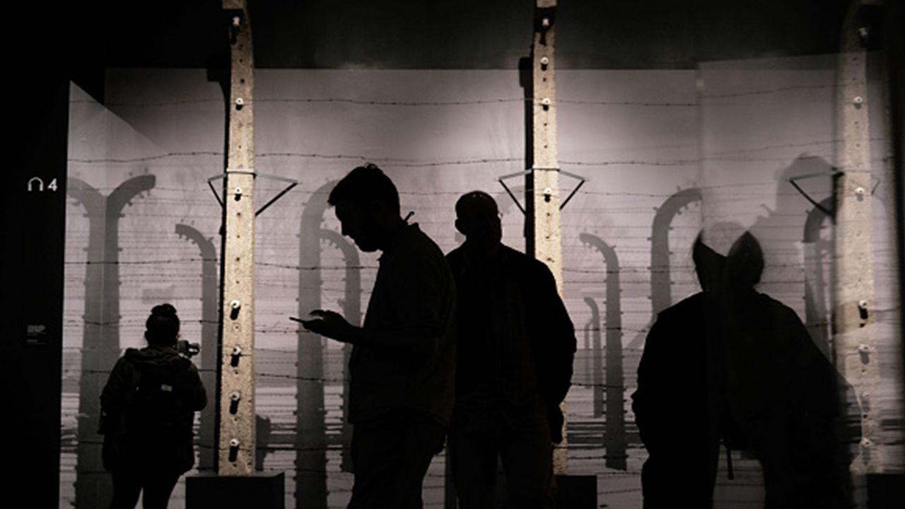 Wiedzieliśmy o nazistach. O zagładzie Żydów. O okrutnych zbrodniach – podkreśla kataloński publicysta (fot. gettyimages / Spencer Platt )