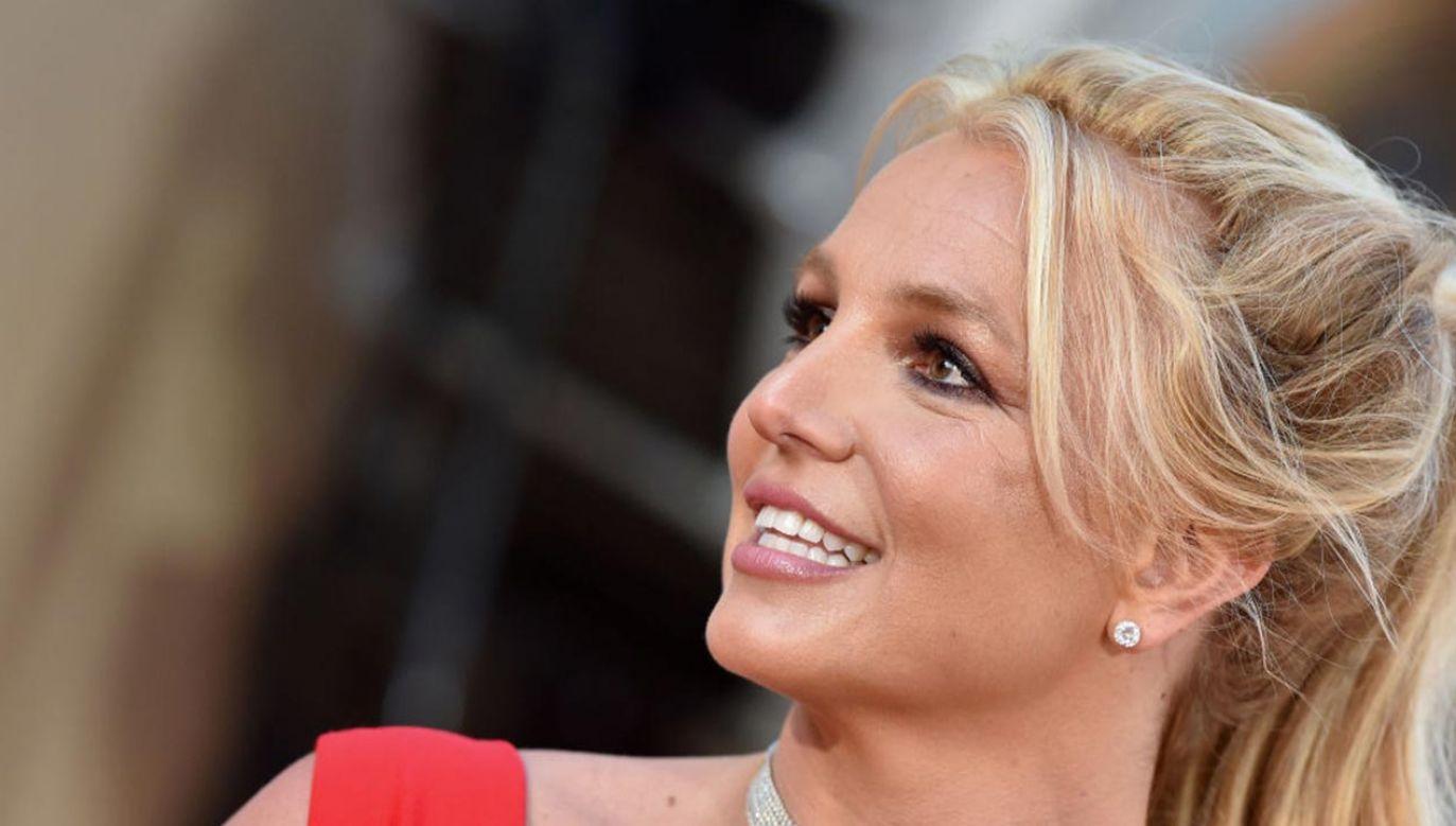 Britney Spears (fot. Axelle/Bauer-Griffin/FilmMagic)
