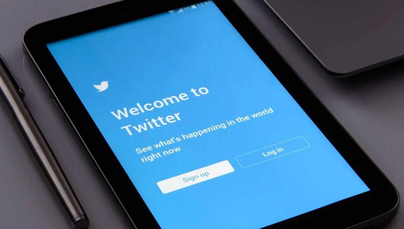 Twitter był krytykowany za zawieszenie konta Donalda Trumpa (fot. Pexels)