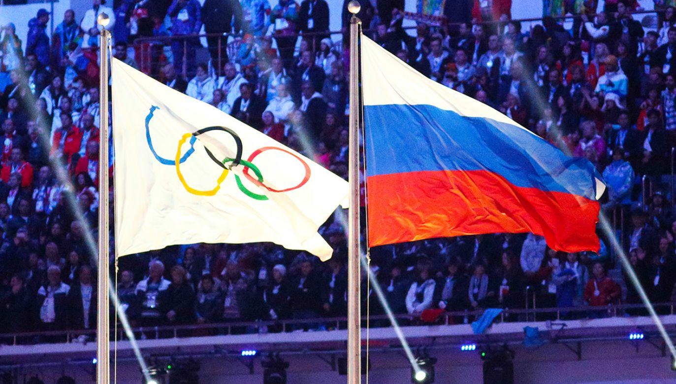Rosja została formalnie wykluczona ze startu w igrzyskach olimpijskich (fot. Shutterstock)