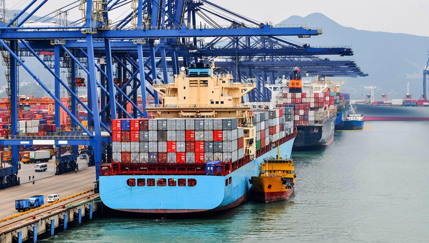 Zwiększył się deficyt w handlu z Chinami (fot. Shutterstock)