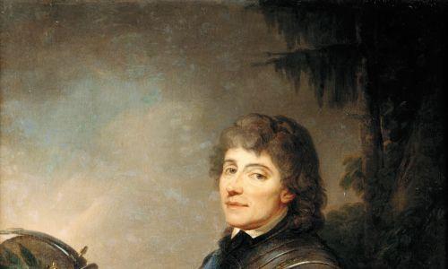 Portret Tadeusza Kościuszki, aut. J. Grassi. Fot. Muzeum Narodowe w Poznaniu