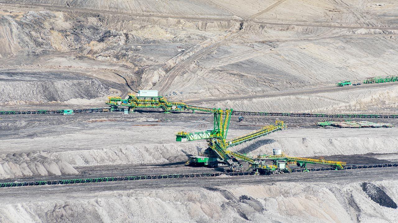 Prezes PGE o decyzji TSUE ws. kopalni Turów (fot. Shutterstock)