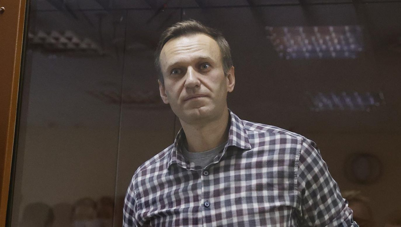 Aleksiej Nawalny (fot. Sefa Karacan/Anadolu Agency via Getty Images)