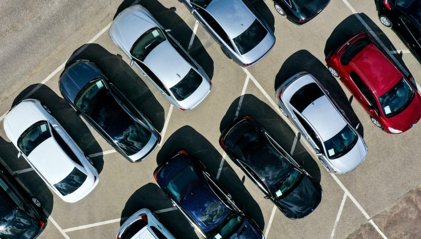 Do Polski trafiają głównie samochody sprowadzane z Niemiec, Francji i Belgii (fot. Getty Images, zdjęcie ilustracyjne)