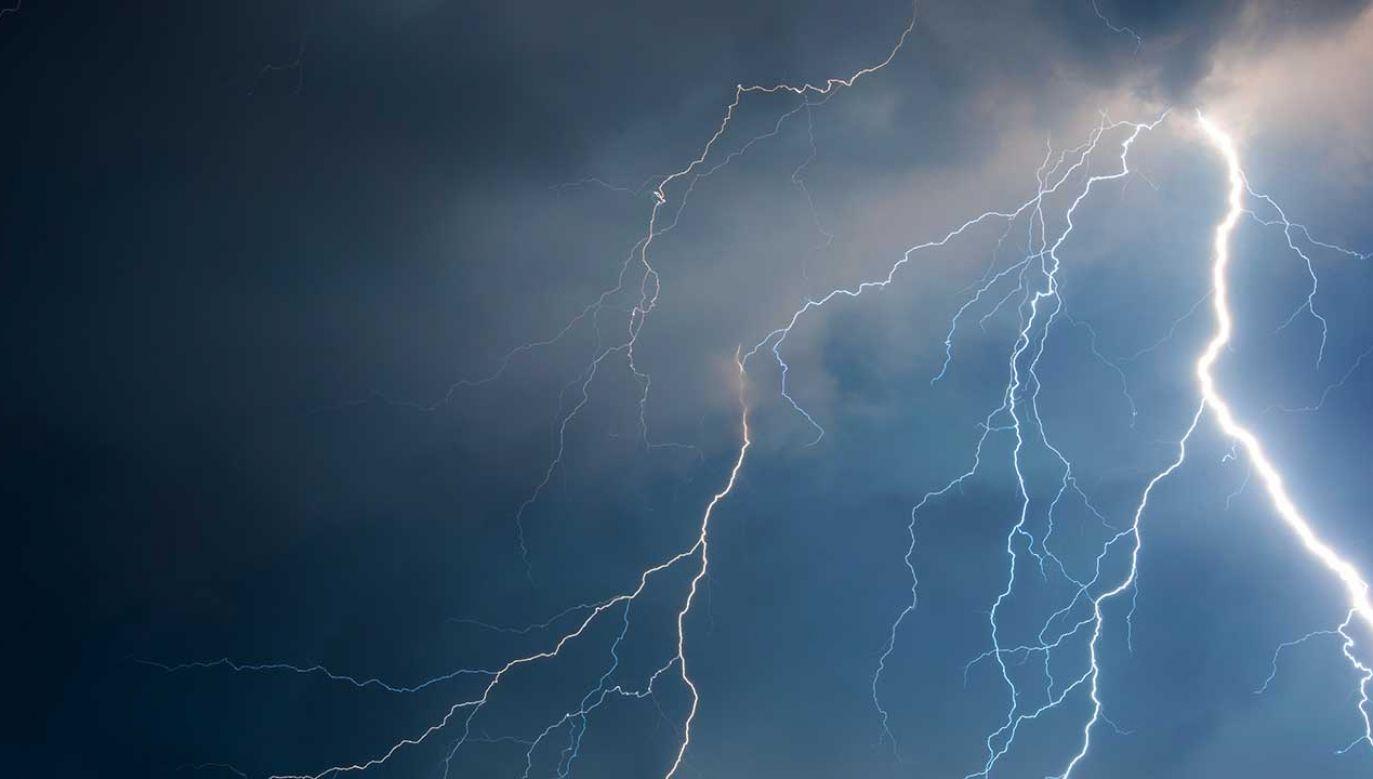 Jeśli to możliwe, w czasie burzy należy zostać w domu – przypomina Rządowe Centrum Bezpieczeństwa (fot. Shutterstock/Sasa Prudkov)