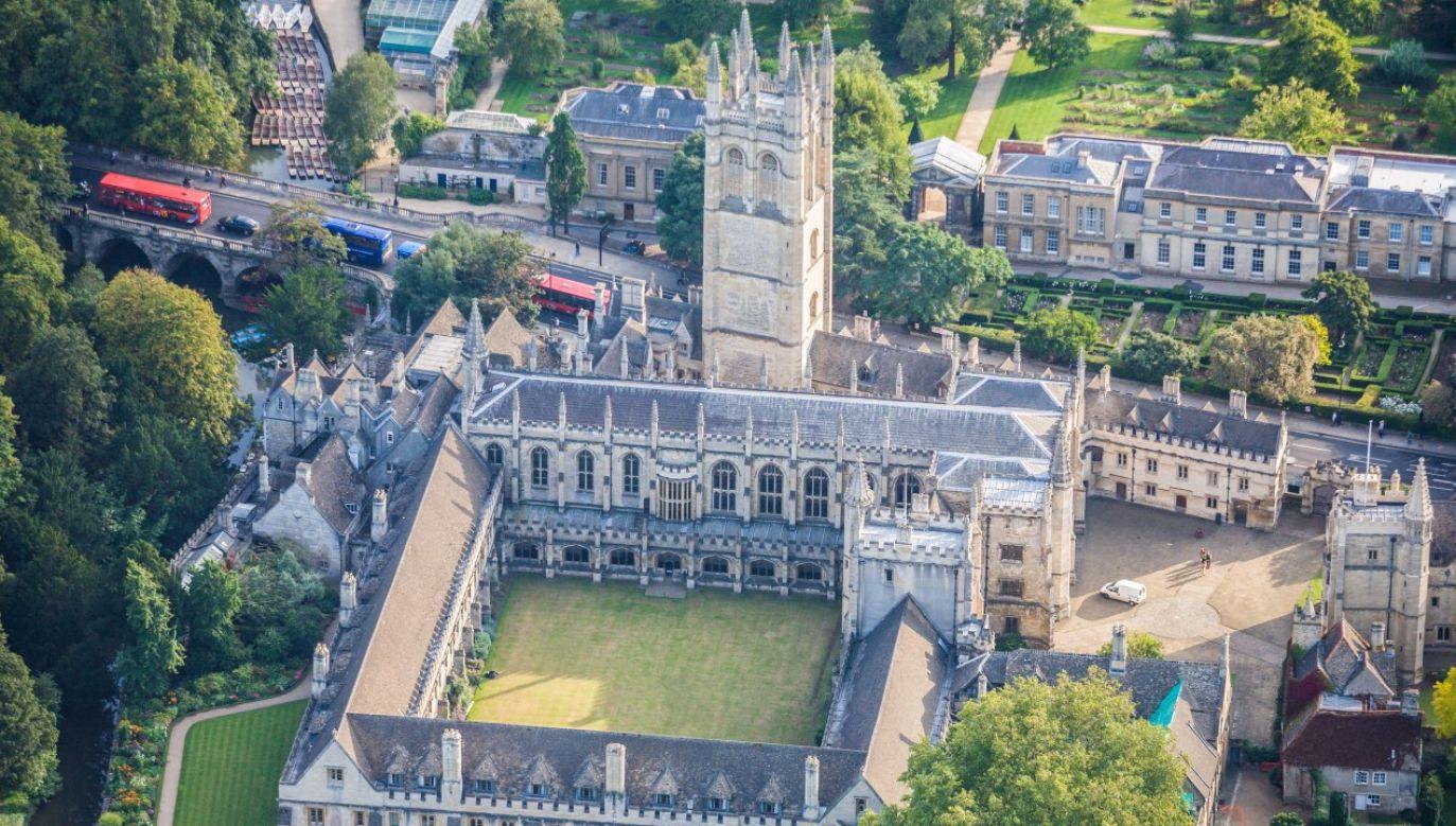 Magdalene College w Oksfordzie (fot. David Goddard/Getty Images)