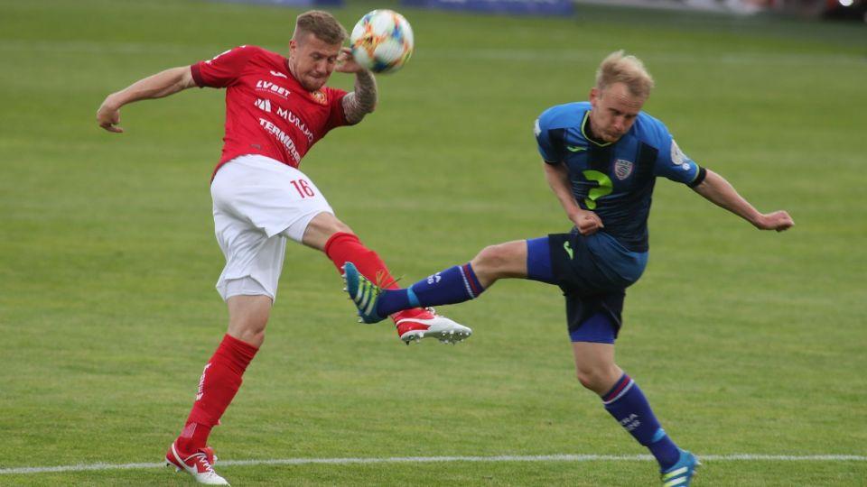 2. liga. Widzew Łódź – Skra Częstochowa 1:2, GKS Katowice – Górnik Łęczna 2:1 (relacja, wyniki 23. kolejki)