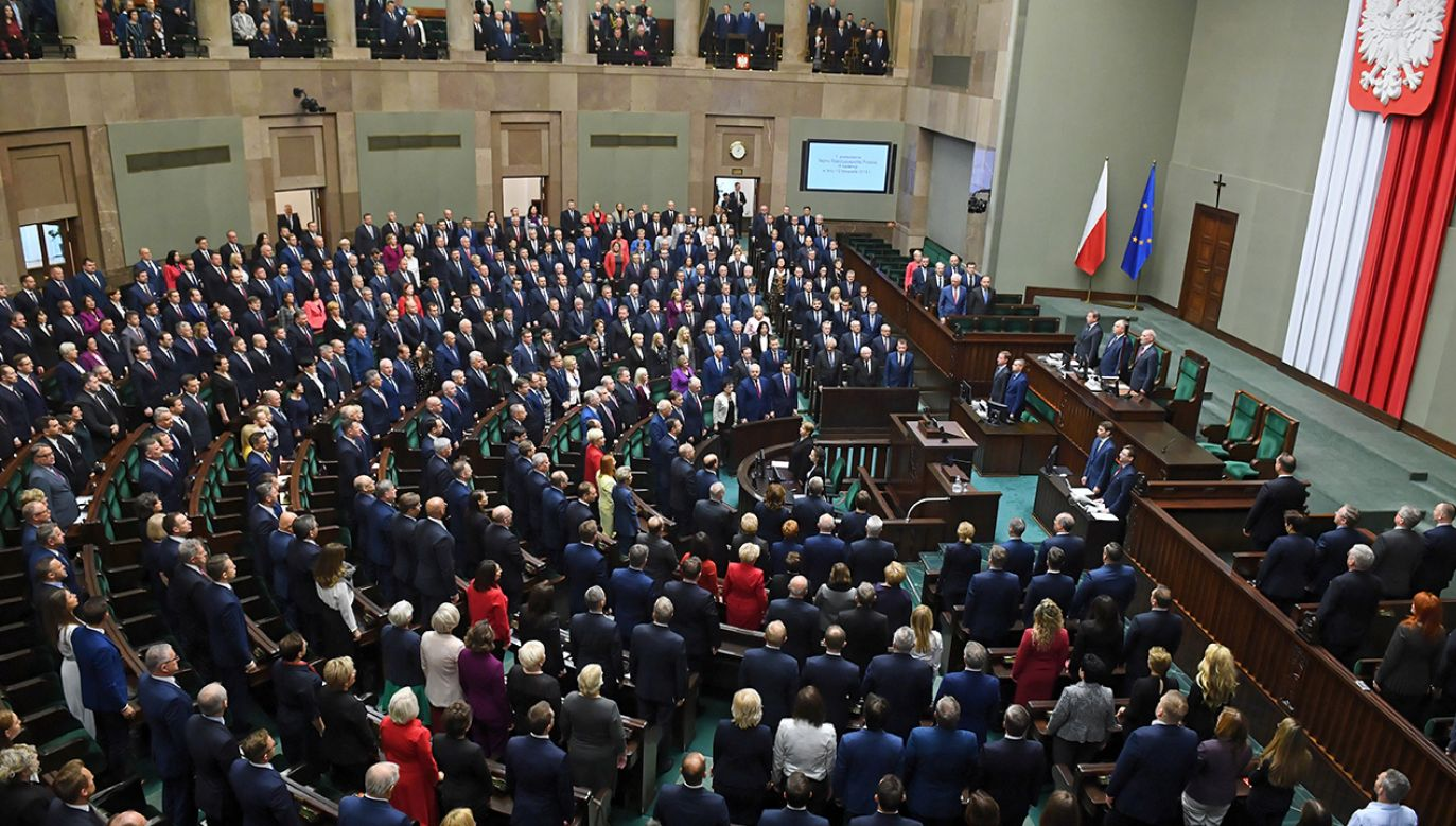 Co wydarzy się w Senacie i czy wpłynie to na skład prezydium Sejmu? (fot. PAP/Radek Pietruszka)