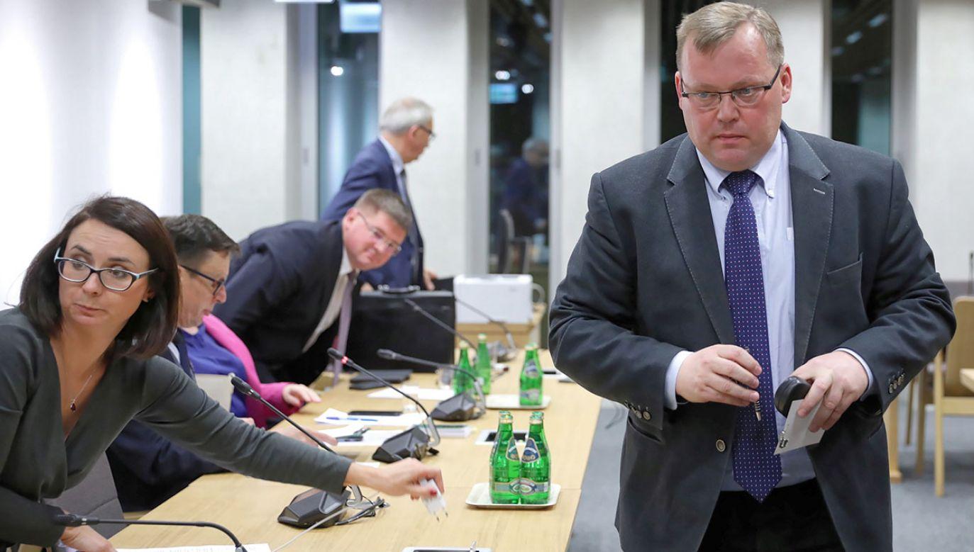 Jakub Selina został profesorem nauk prawnych w 2018 r., a więc tytuł ten mógł mu nadać tylko Andrzej Duda (fot. PAP/Leszek Szymański)