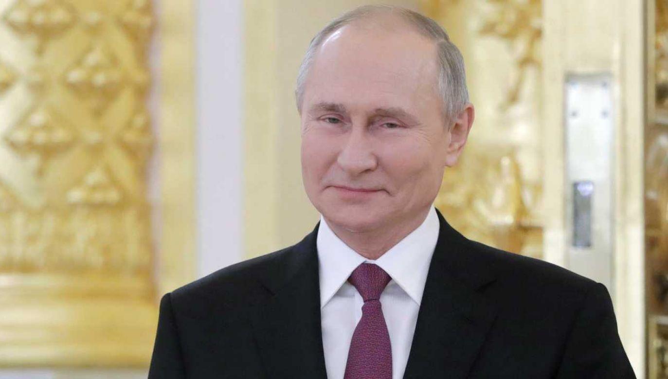Ile dzieci ma Władimir Putin? (fot. PAP/EPA/MIKHAIL METZEL/TASS/KREMLIN POOL/SPUTNIK)