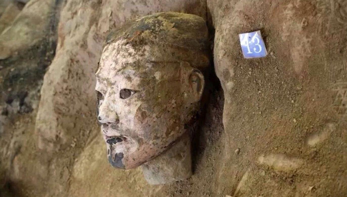 Figury wykonano około 2,2 tys. lat temu (fot. Emperor Qin Shi Mausoleum)
