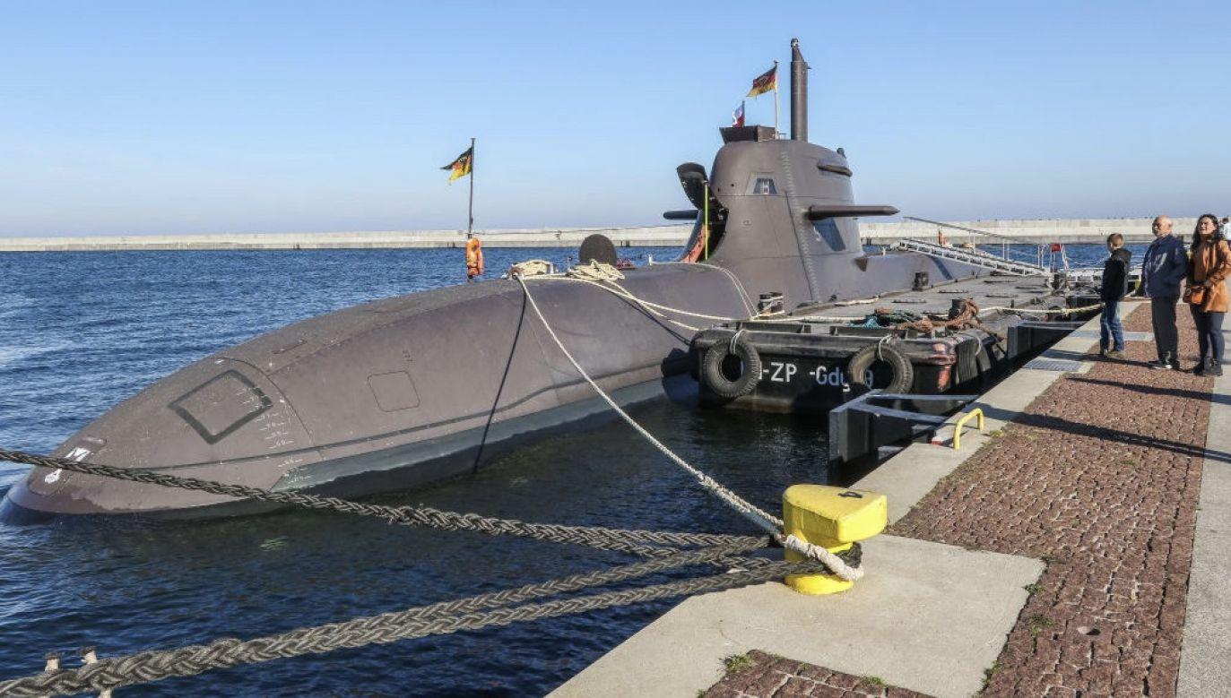Niemiecki rząd zgodził się na dostarczenie Egiptowi kolejnego zbudowanego w Niemczech okrętu podwodnego (fot. Michal Fludra/NurPhoto via Getty Images, zdjęcie ilustracyjne)