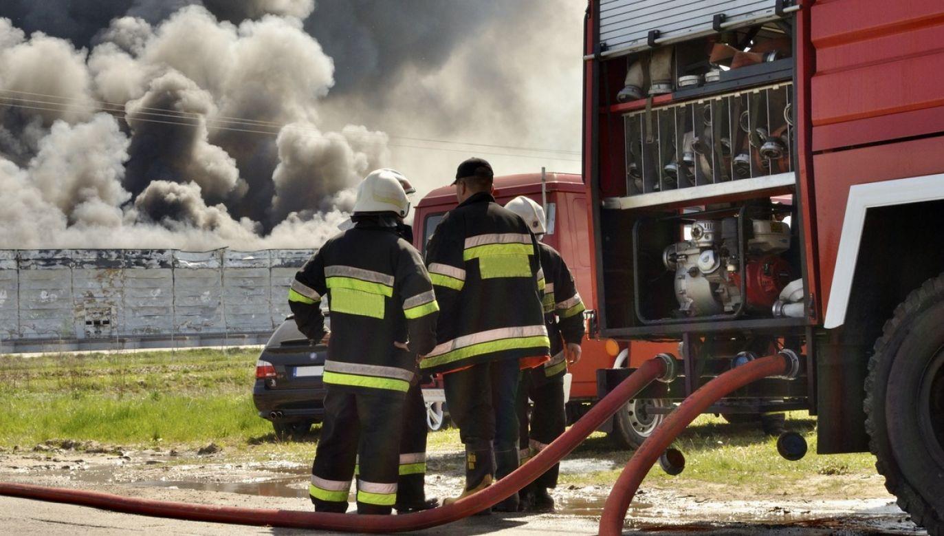 Przyczyny pożaru wyjaśniać będzie policja pod nadzorem prokuratora (fot. Shutterstock/Stanislaw Tokarski, zdjęcie ilustracyjne)