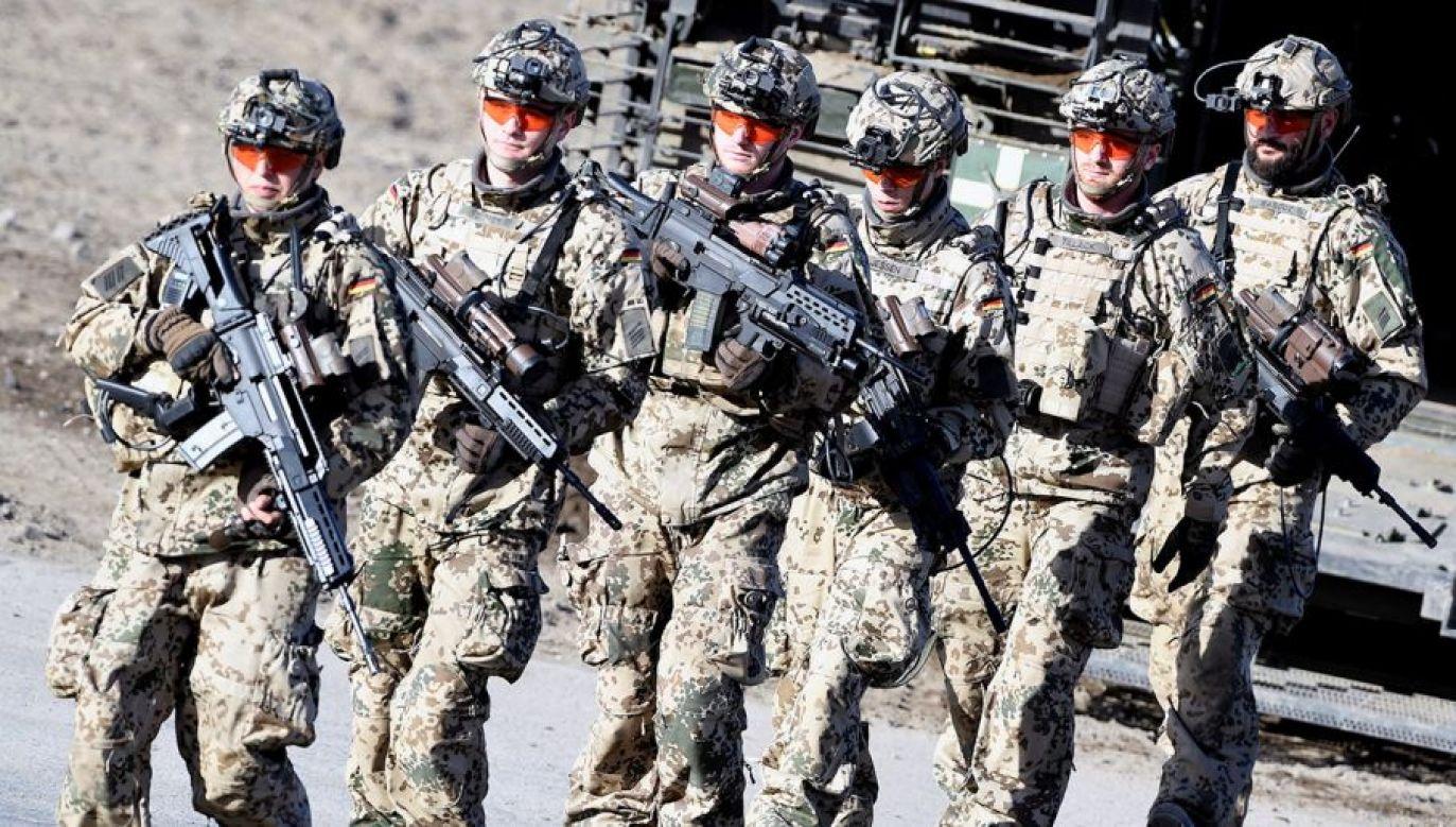 Stan niemieckiej armii jest od lat przedmiotem krytyki (fot. REUTERS/Fabian Bimmer)