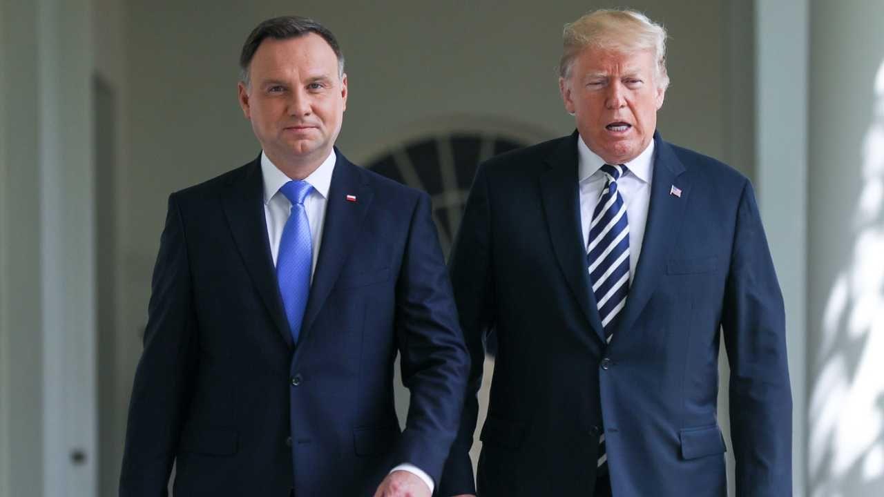 Prezydent Andrzej Duda będzie gościł w Białym Domu 24 czerwca (fot. KPRP/Jakub Szymczyk)