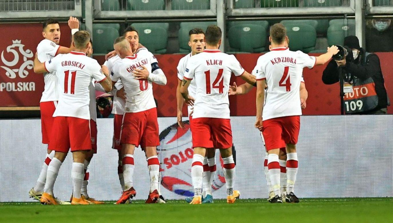 Reprezentanci Polski w piłce nożnej niedługo będą mieć nowego selekcjonera (fot. Getty Images)
