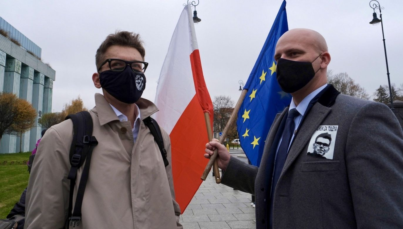 """Tuleya nie respektuje orzeczeń Izby Dyscyplinarnej twierdząc, że jest """"sędzią europejskim"""" (fot. PAP/Mateusz Marek)"""