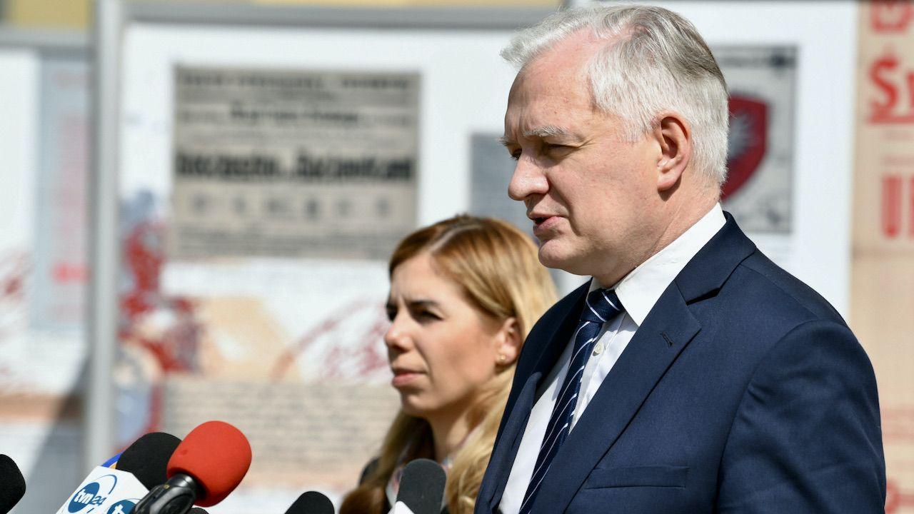 Ten czwartek z pewnością przeszedł do historii senatu i parlamentaryzmu (fot. PAP/Darek Delmanowicz)