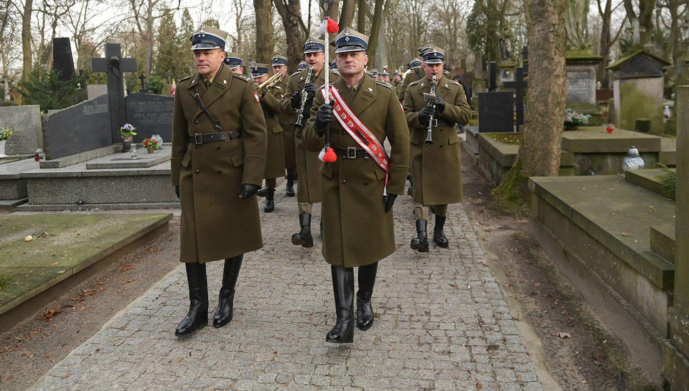 Zbigniew Nowak był wiceministrem obrony aż do upadku PRL (fot. arch.PAP/Marcin Obara)