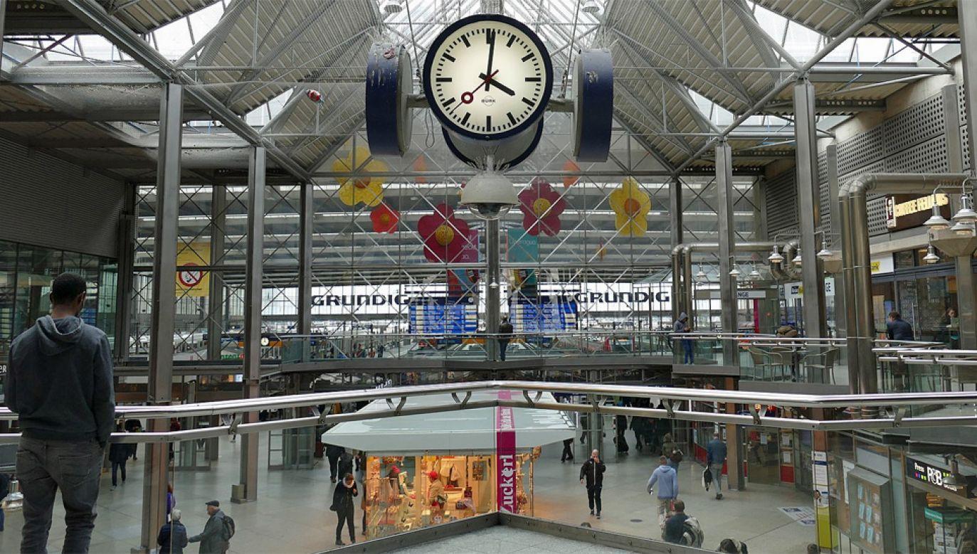 Pasażerowie na dworcu w Monachium byli zdezorientowani (fot. Wiki 4.0/Amrei-Marie)