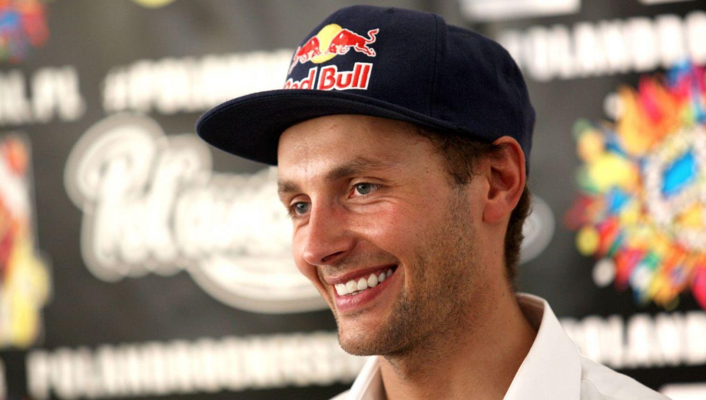 Andrzej Bargiel planuje zjechać na nartach z najwyższej góry świata (fot. PAP)