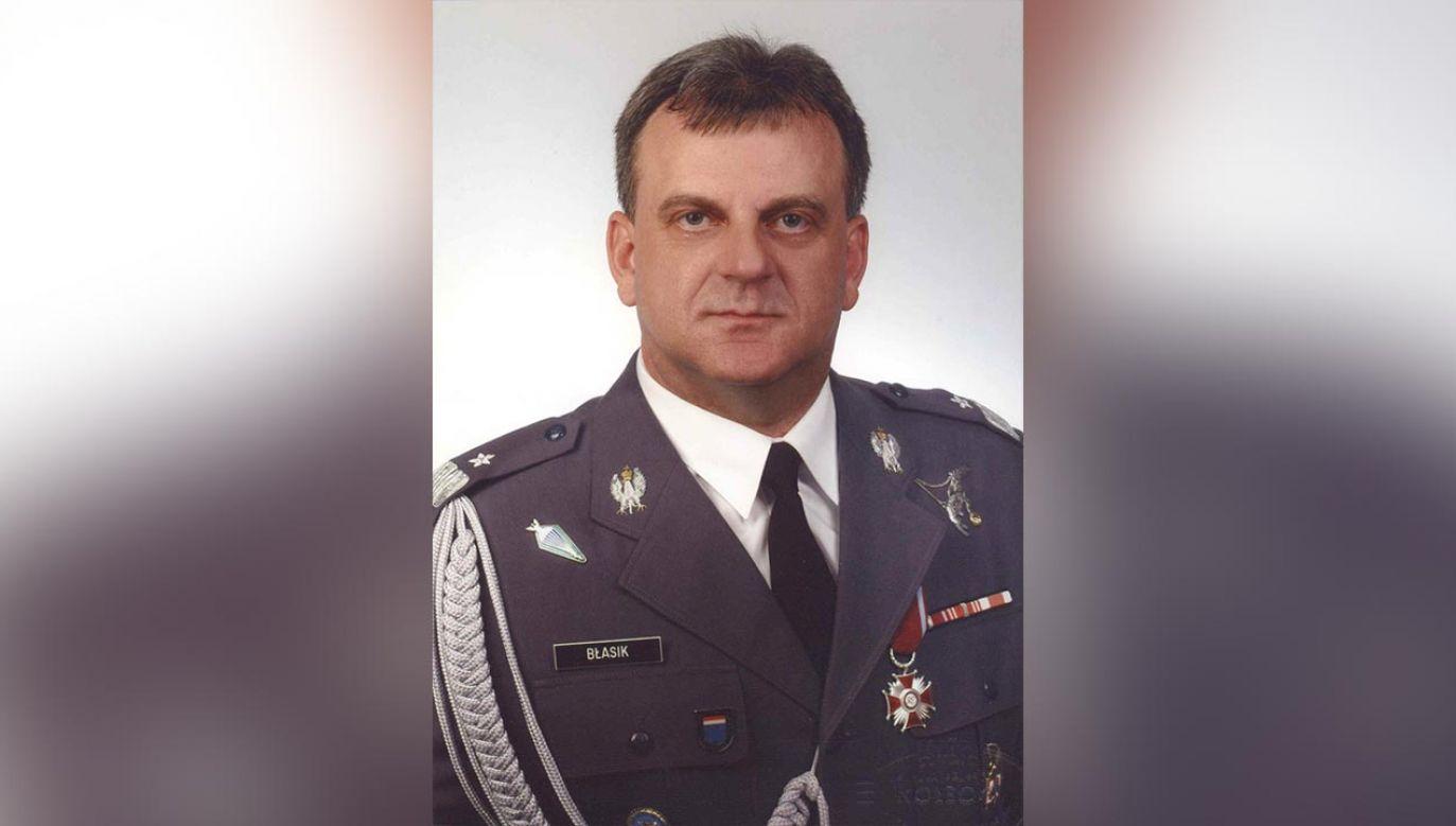 Generał Andrzej Błasik (fot. wikimedia.org)