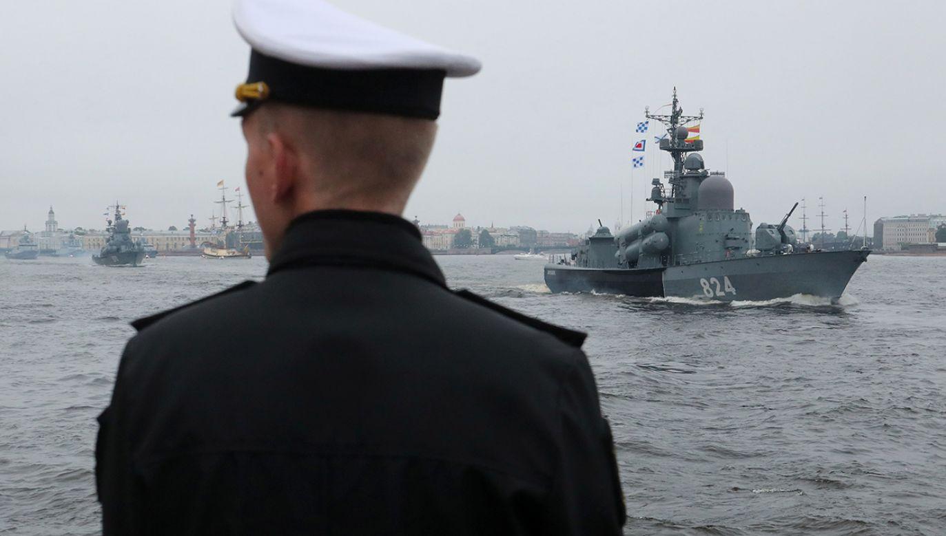 Do eksplozji doszło 8 sierpnia na poligonie rosyjskiej marynarki wojennej w Nionoksie nad Morzem Białym (fot. REUTERS/Anton Vaganov)