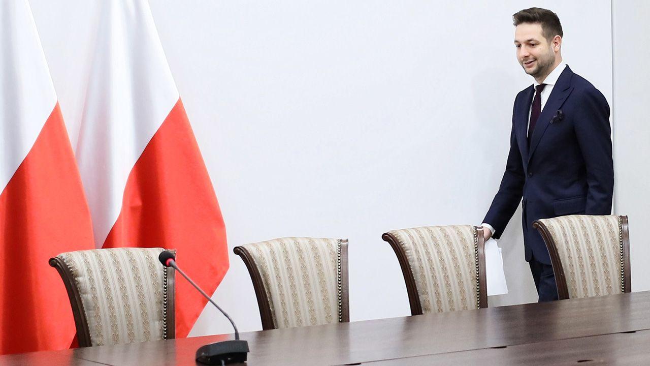 Wiceminister sprawiedliwości wykorzystał dane Biura Informacji i Statystyki Centralnego Zarządu Służby Więziennej dotyczące skazanych prawomocnym wyrokiem (fot. PAP/Leszek Szymański)