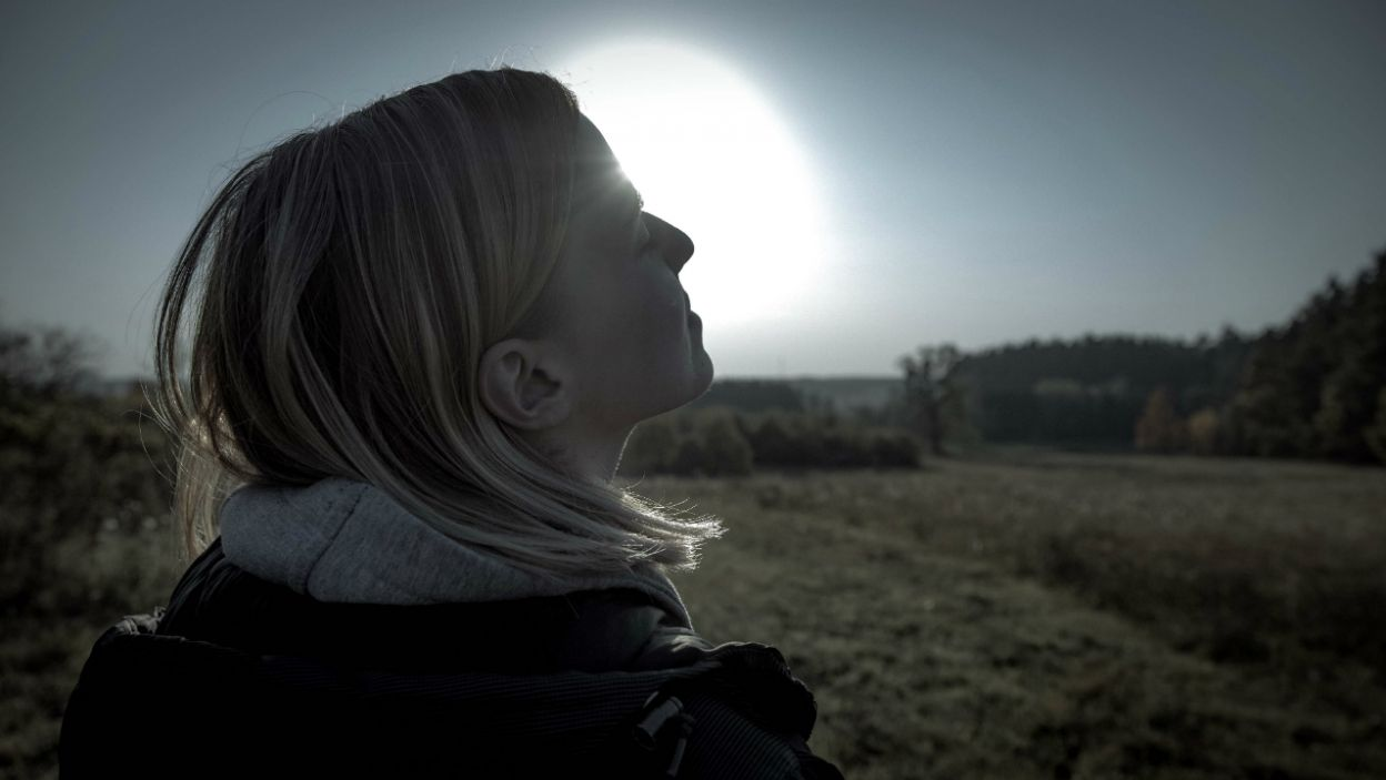 Bieganie pozwala jej też zapomnieć o bolesnej codzienności (fot. R.Palka)
