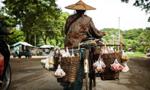 Azjatycki sklep mobilny (fot. T. Bogusz)