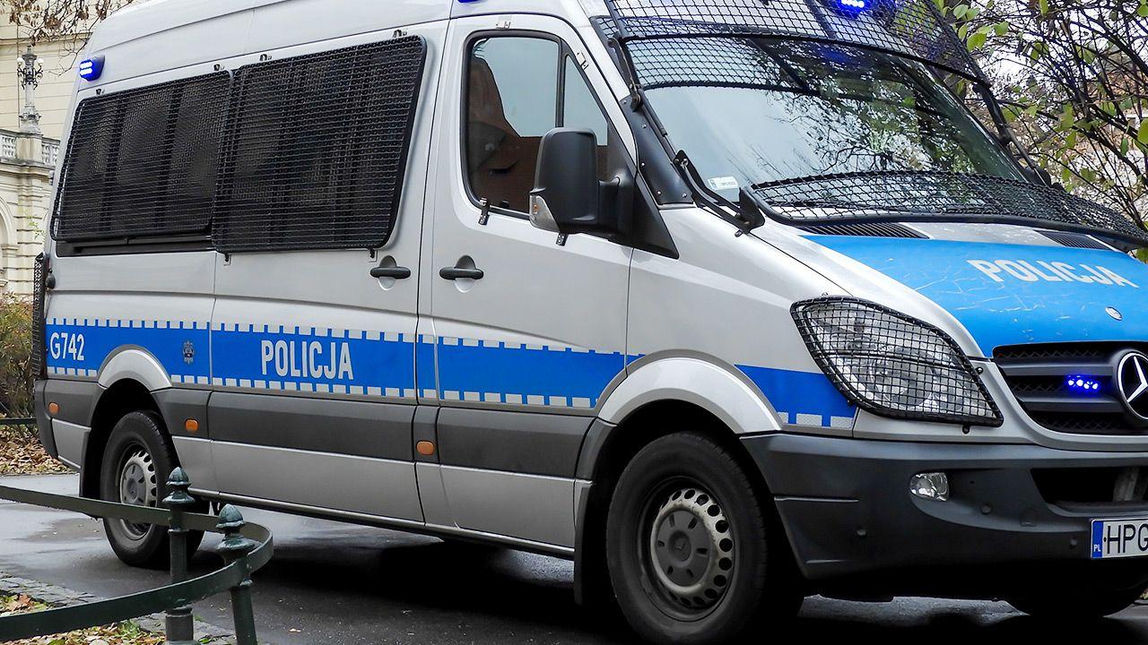 Do zdarzenia doszło w centrum Kielc (fot. Shutterstock)