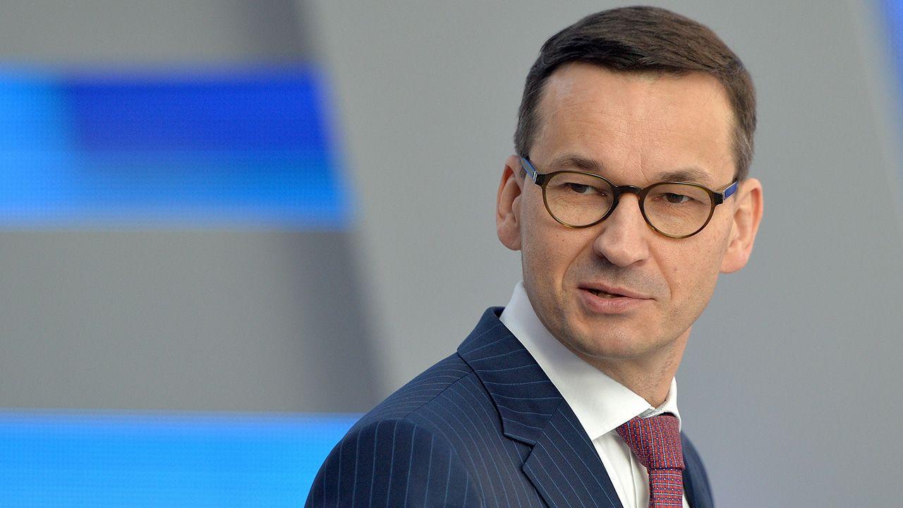 Mateusz Morawiecki zostanie nowym premierem (fot. arch.PAP/Darek Delmanowicz)