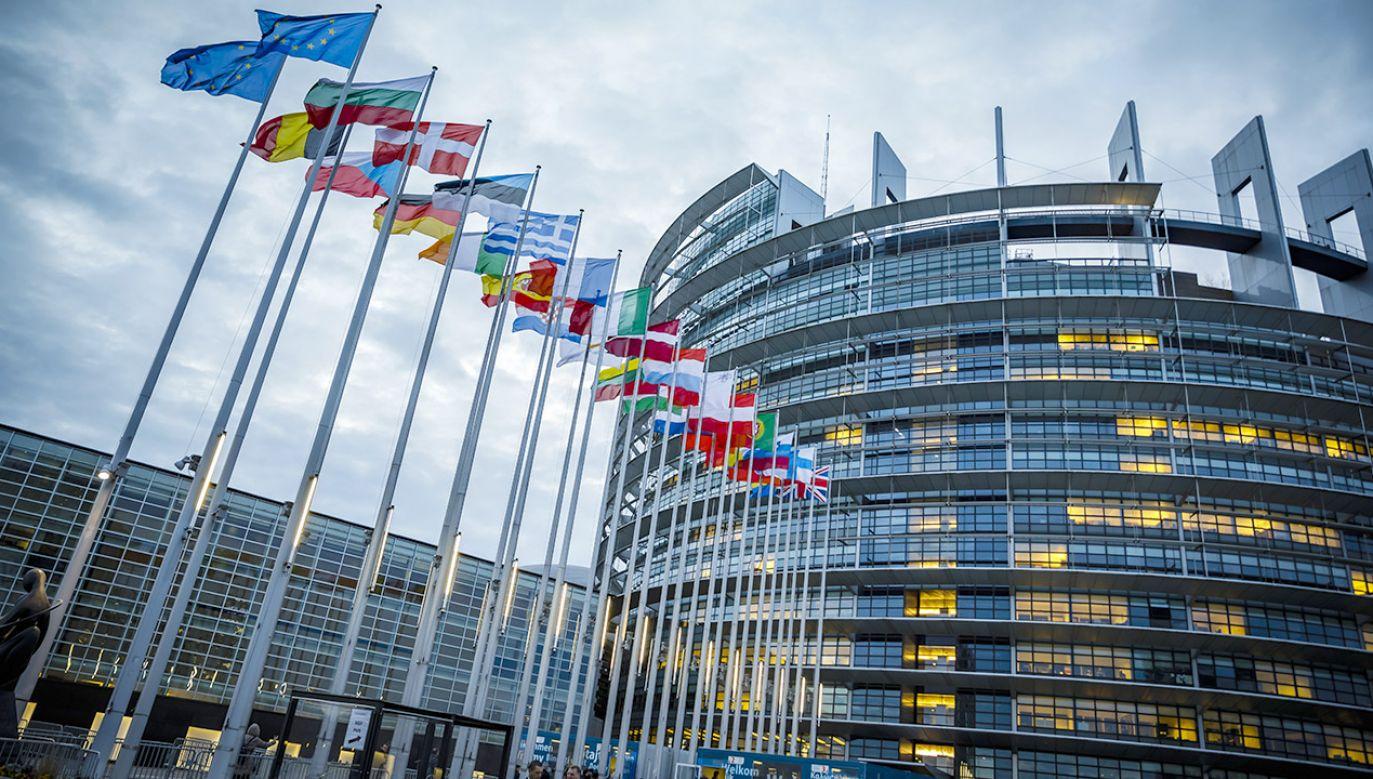 Wybory do PE odbędą się 26 maja (fot. Thomas Trutschel/Photothek via Getty Images)