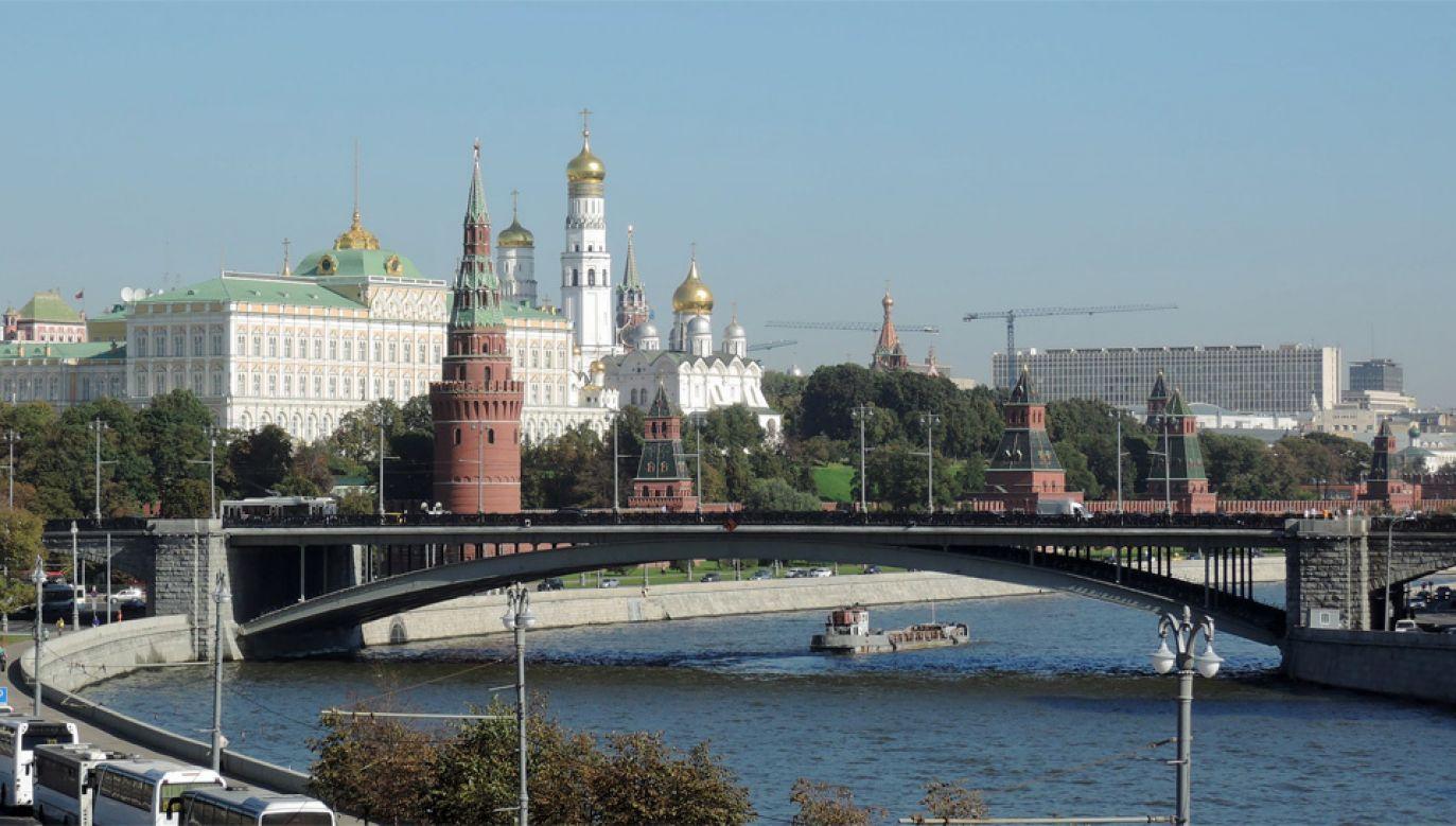 Notowania prokremlowskiej partii Jedna Rosja są najniższe od lat (fot. Pexels)