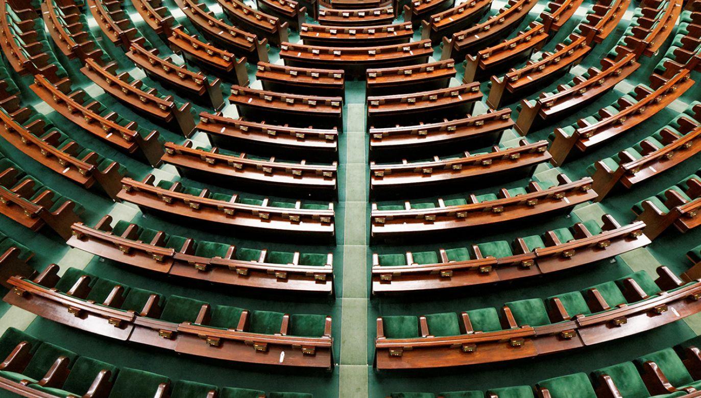 Polityk Wiosny o projekcie nowelizacji kodeksu karnego (fot. Shutterstock)