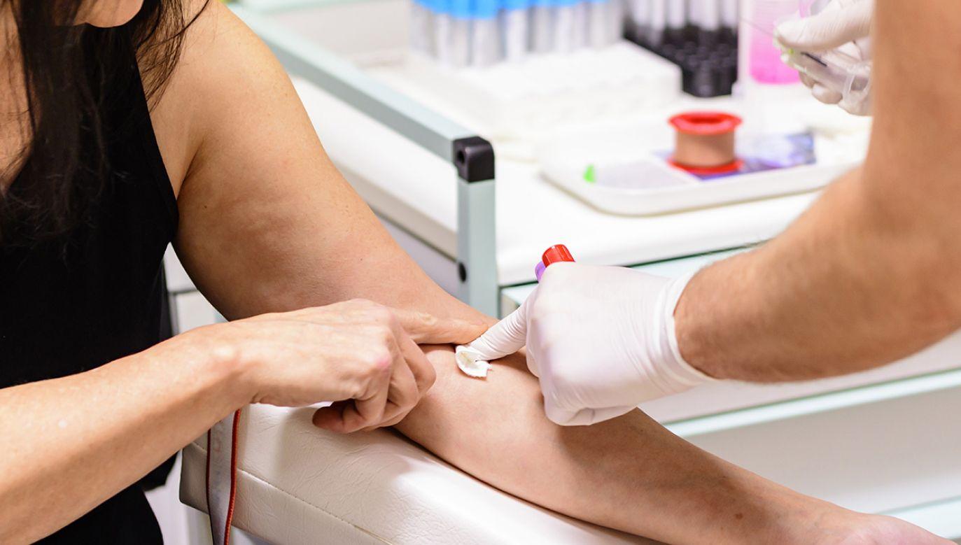 Według Fundacji, jak dotąd testy na obecność wirusa HIV przeprowadziło mniej niż 10 proc. Polaków (fot. Shutterstock/Ronald Rampsch)