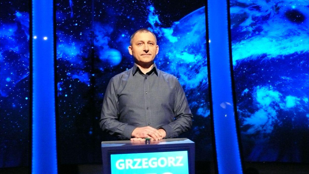 Pan Grzegorz Bielak zwyciężył 6 odcinek 109 edycji