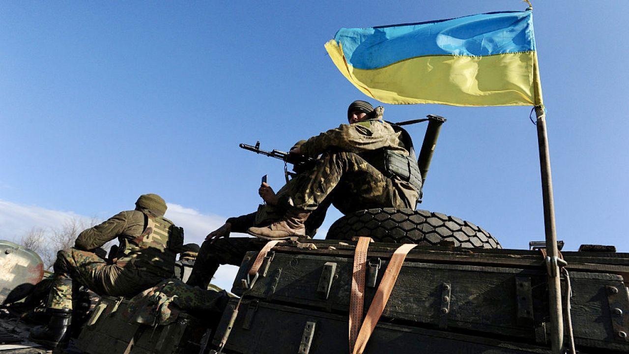Według rosyjskiej propagandy Polska obawia się dziś szczególnie Ukrainy (fot. S.Peterson/Getty Images)