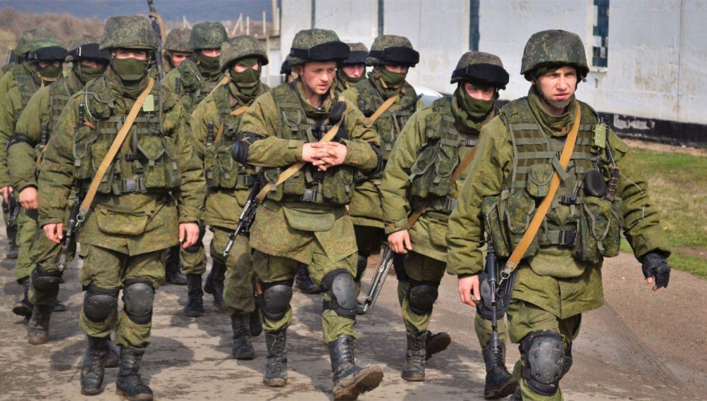 Aneksji Krymu dokonały tzw. zielone ludziki (fot. Wiki 3.0/Anton Holoborodko)