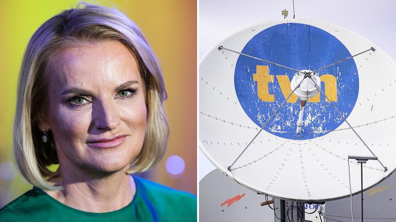 Katarzyna Kieli napisała do podwładnych list (fot. Forum/Andrzej Hulimka; Jaap Arriens/NurPhoto via Getty Images)