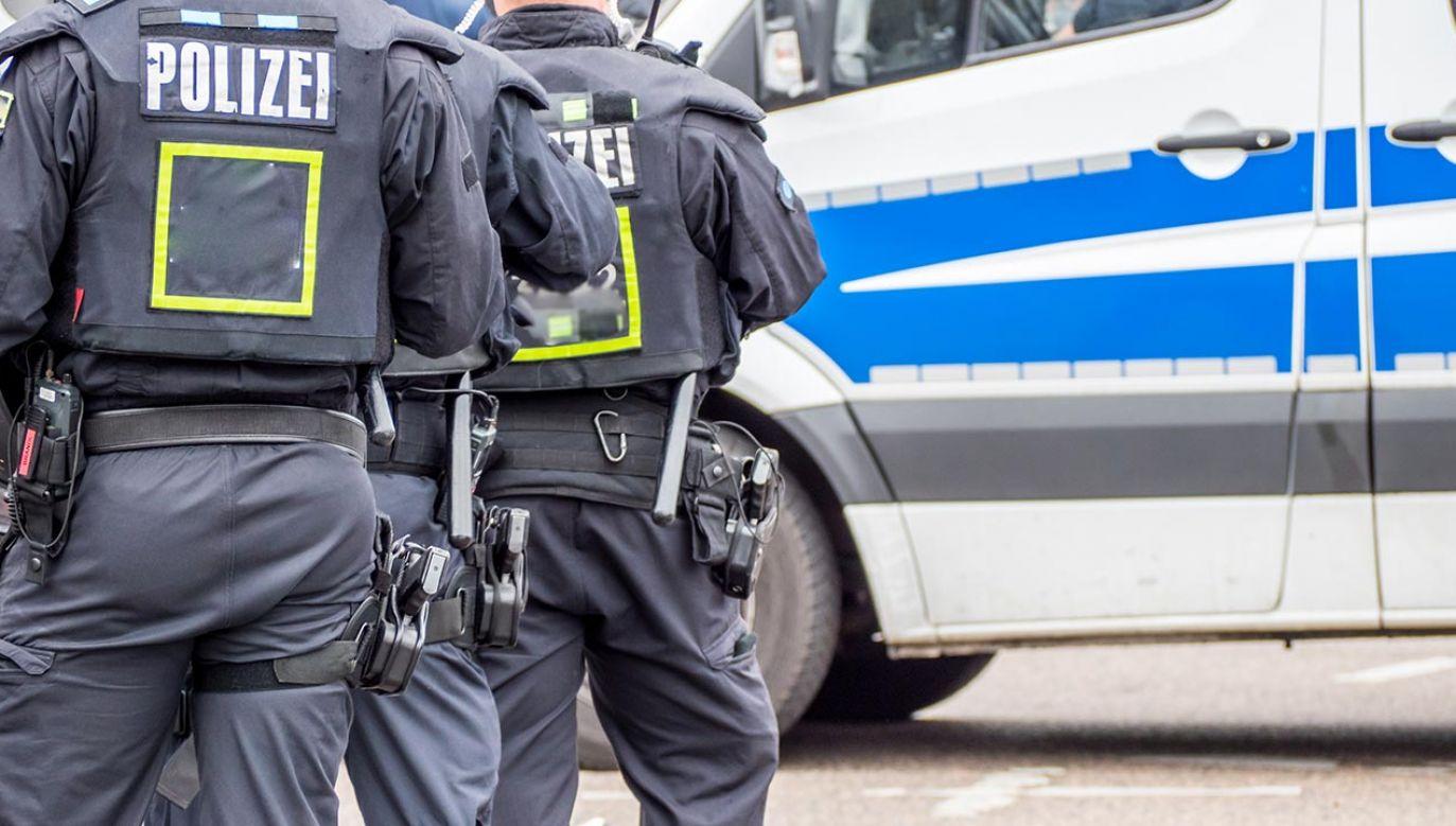 Policja poszukuje sprawców (fot. Shutterstock)