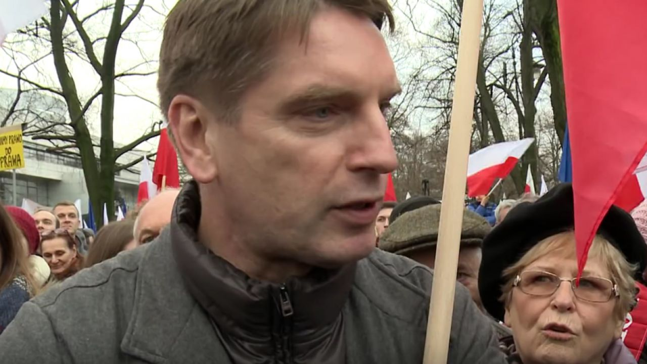 Tomasz Lis (fot. yt/Telewizja Republika)