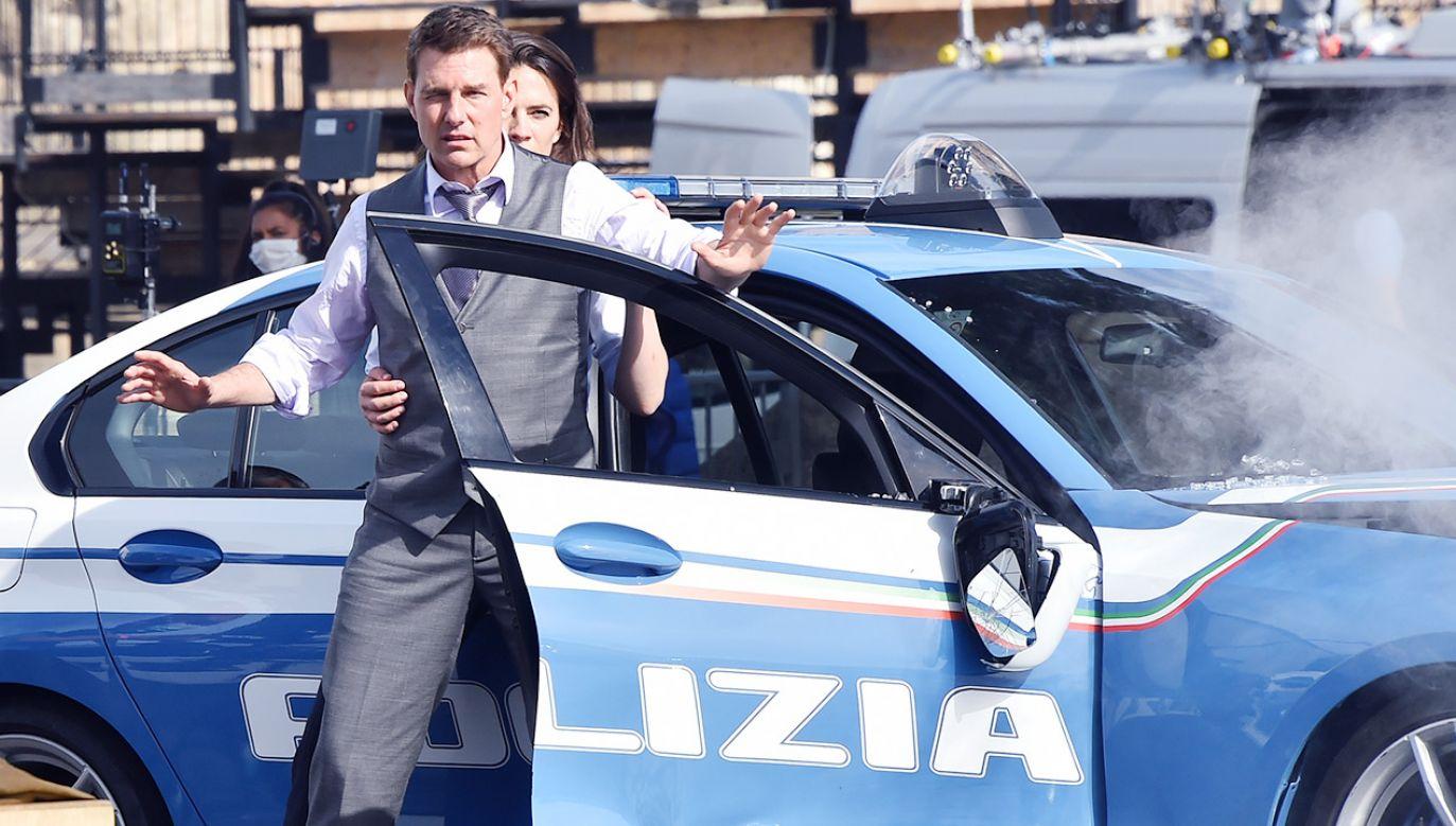 Tom Cruise pozwany przed warszawskim sądem (fot. Getty Images)