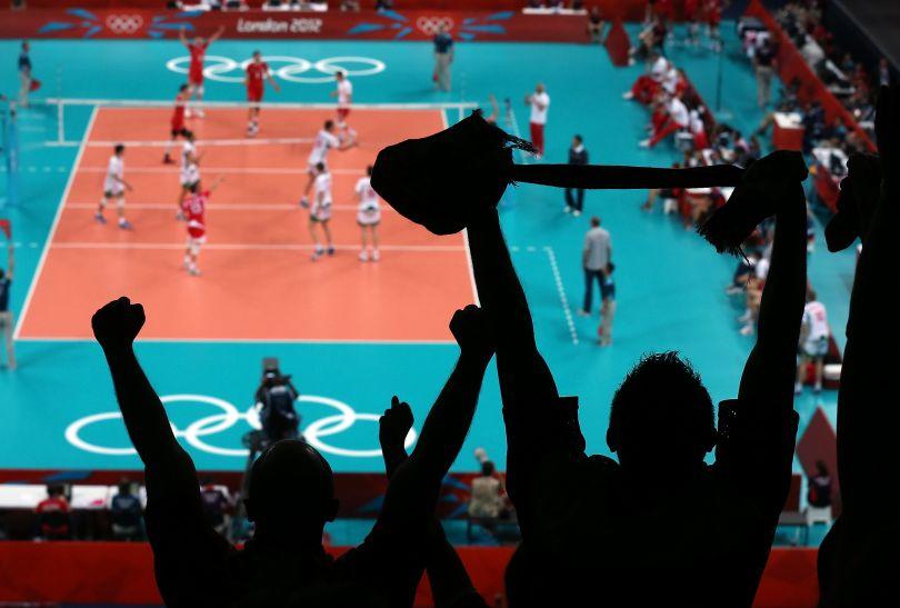 Polacy mogli liczyć na wsparcie kibiców (fot. Getty Images)
